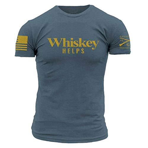 Grunt Style Whiskey Helps - Indigo - Medium