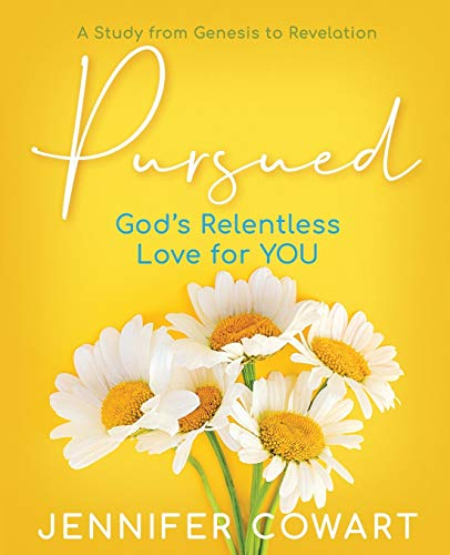Pursued - Women's Bible Study Participant Workbook: Gods Relentless Love for YOU