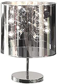 Zuo 50006 Supernova Table Lamp, Chrome