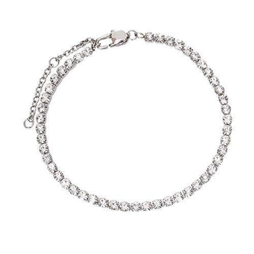 Parfois - Pulsera Stainless Steel Silver - Mujeres - Tallas Única - Plateado