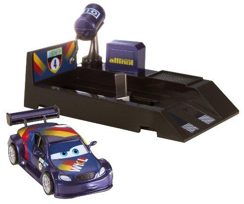 Cars - V3662 - Voiture Miniature - Cars 2 - Racer DTM
