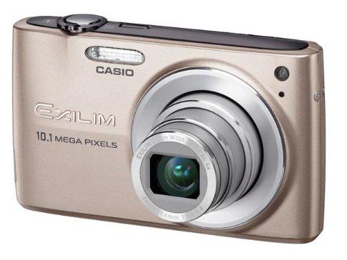 Casio EXILIM EX-Z300 - Cámara Digital Compacta 10.1 MP - Rosa (3 Pulgadas LCD, 4X Zoom Óptico)