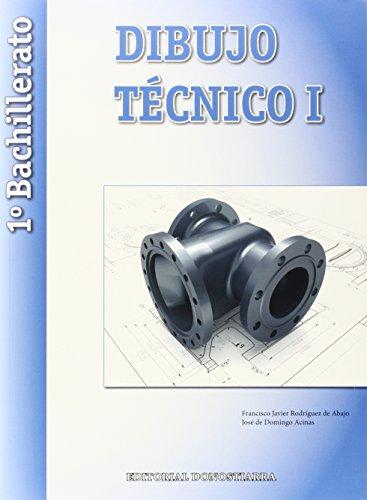 Dibujo Técnico I - 1º Bachillerato - 9788470634949
