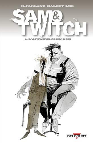 Sam & Twitch T04: L'Affaire John Doe