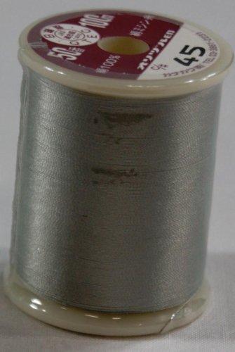 オリヅル絹ミシン糸  50番 100m  45