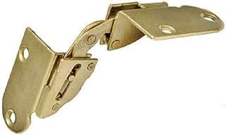 Furniture Table Drop Leaf Bending Hinge Folding Implicit Form Iron Cabinet Hardware