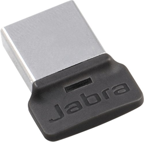 Jabra 14208-07 UC Plug-and-Play Mini USB-Adapter Schwarz/Silber