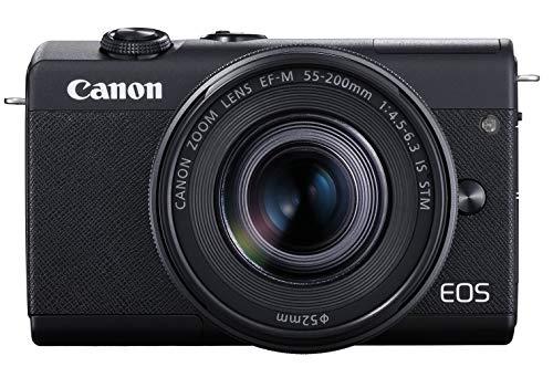 Canon EOS M200 Mirrorless Camera(Under $500)