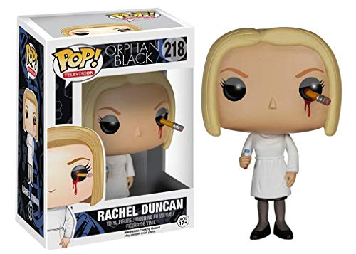 Funko Pop! Television #218 Orphan Black Rachel Duncan Pencilin The Eye (Hot Topic Exclusive) by Pop