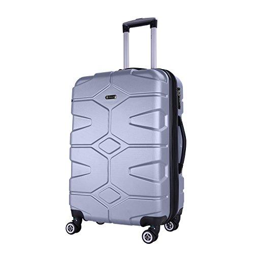 Shaik Razzer Hand Luggage, M   Handgepäck, Silver