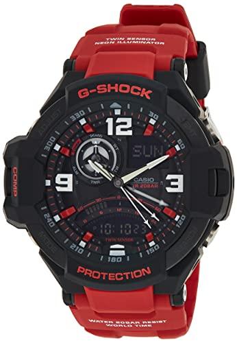 Casio G-Shock Analog-Digital Multi-Color Dial Men's Watch-GA-1000-4BDR (G542)