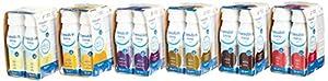 Fresubin energy DRINK Hochkalorische, ballaststoffarme Trinknahrung 1,5 kcal/ml, ohne Ballaststoffe ( Ausnahme Schokolade ) und streng lactosearm ( < 0,27g ) Geschmacksrichtung: Cappuccino, Erdbeere, Multifrucht, Vanille, Waldfrucht, Schokolade Liefe...