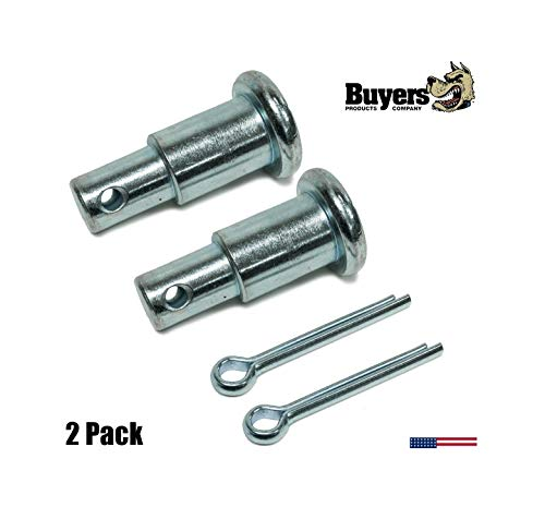 Learn More About (2-Sets) Step Pin Kit Assembly for Fisher Snow Plows 27177K 27177