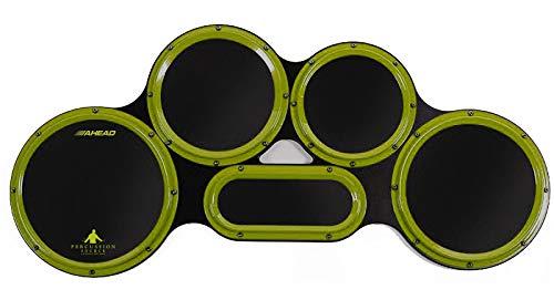 Ahead AHCTPBG Percussion Source Green Tenor Practice Pad