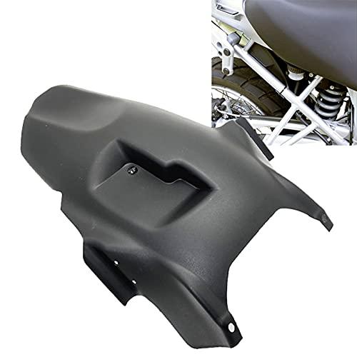 MEQNOIG Guardabarros de protección contra Salpicaduras de Motocicleta R1200GS 2008-2013 Guardabarros Trasero Guardabarros Guardabarros FIT FOR BMW R 1200 GS R1200(Color:Black)