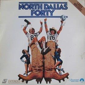 North Dallas Forty LASERDISC (NOT A DVD!!!) (Full Screen Format) Format: Laser Disc