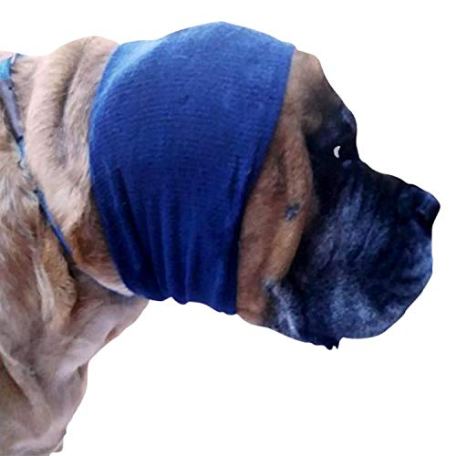 Happy Hoodie X-Large for Dogs - The Original Grooming and Force Drying Miracle Tool for Anxiety...