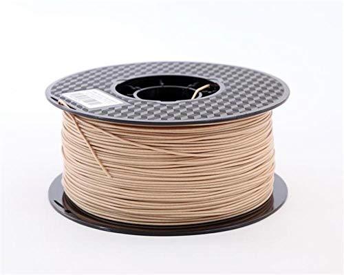 FAN-MING-N-3D, Hout Filament 1.75mm voor 3D Printer Houten Effect 3D Pringting Materiaal Kunststof 3D Verbruiksartikelen lijn slik