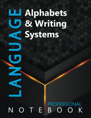 """Compare Textbook Prices for Language Arts, Alphabets & Writing Systems Ruled Notebook, Professional Notebook, Writing Journal, Daily Notes, Large 8.5"""" x 11"""" size, 108 pages, Glossy cover  ISBN 9798752554353 by ArtsBook  Cre8tive Press"""