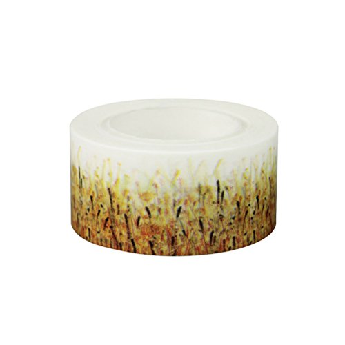 Sukisuki DIY Bloemen Patroon Washi Papier Tape Scrapbook Craft Decoratieve Stickers, 10M Eén maat 3#