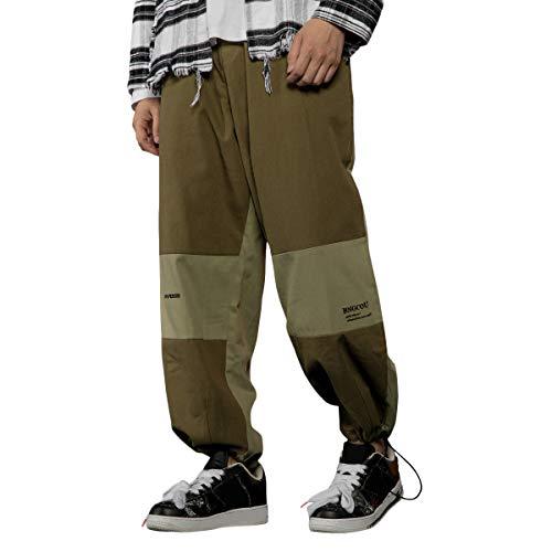 Irypulse Unisex Cargo Pants Combat Trousers Tactical Youths Men Women