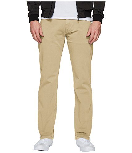 Dockers Men's Straight Fit Jean Cut Smart 360 Flex Pants, New British Khaki, 32W x 32L
