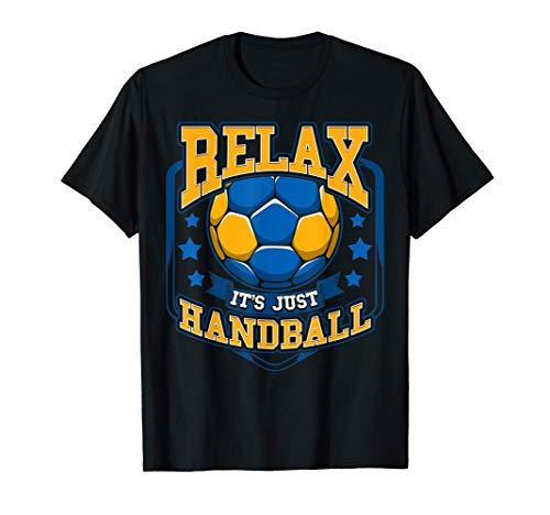 Jugadores de balonmano Cita divertida Humor Camiseta