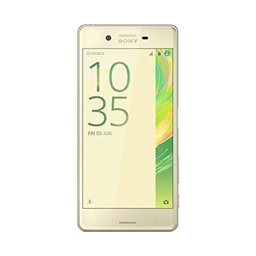 Sony F8132 Xperia X Performance-Oro Smartphone 5″, Cámara 23 Mp, 64 GB, 3 GB RAM, Android v6.0.1…