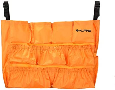 Alpine Industries Trash Can Caddy Bag for Large Round and Square Trash Cans Heavy Duty 100 Polyester product image