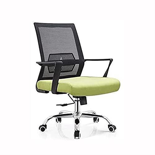 DJDLLZY - Sedia da lavoro reclinabile, da ufficio e per famiglie, sedia ergonomica, sedia da ufficio