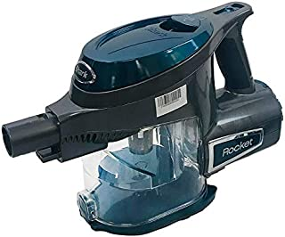 Shark Rocket Hand Held Vacuum Cleaner Compact and Lightweight for All Types of Floors and Vehicles Motorized Pet Pro Brush HV293 (Renewed) (Blue)