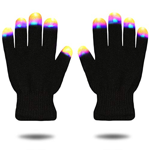 DIMY 8 Years Old Girls Gifts Led Gloves 8 Years Old Boys Gifts Cool Toys...