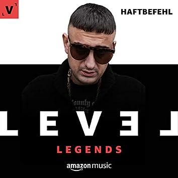 LEVEL Legends: Haftbefehl