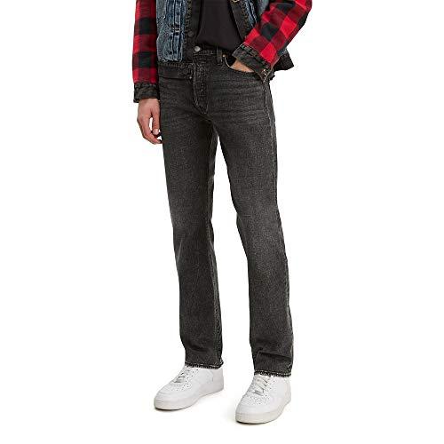 Levi's Herren 501 Original Fit Jeans, 66. Zerstört, 34W / 34L