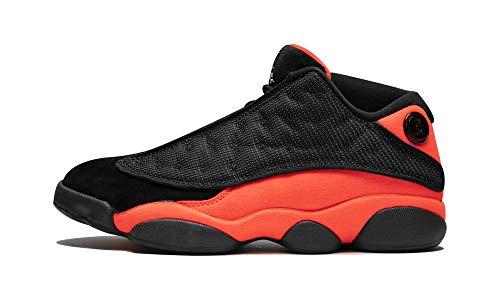 Nike Air Jordan 13 Retro Low NRG/CT, Zapatillas de Baloncesto Hombre, Multicolor (Black/Infrared 23 006), 41 EU