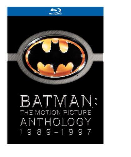 Batman: The Motion Picture Anthology [Edizione: Stati Uniti] [USA] [Blu-ray]