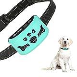 Best Bark Collar For Big Dogs - Bark Collar - Humane, No Shock Training Collar Review