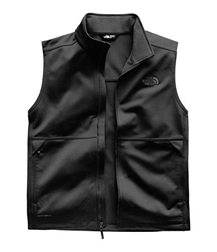 The North Face Men's Apex Canyonwall Vest, TNF Black, 1X