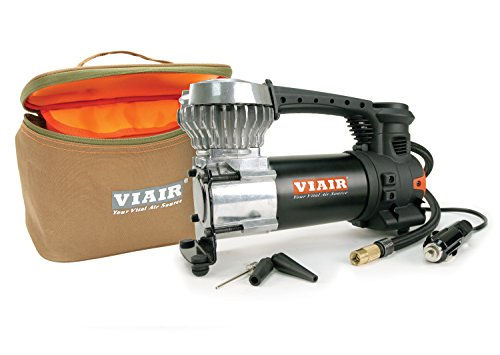 VIAIR 85P Portable Air Compressor , Black