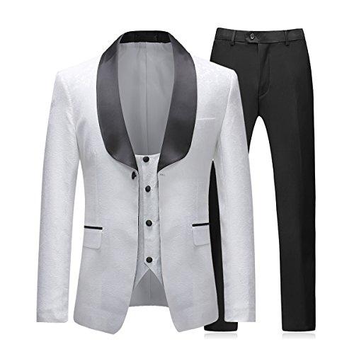 Lista de Pantalones de esmoquin para Hombre los más solicitados. 11