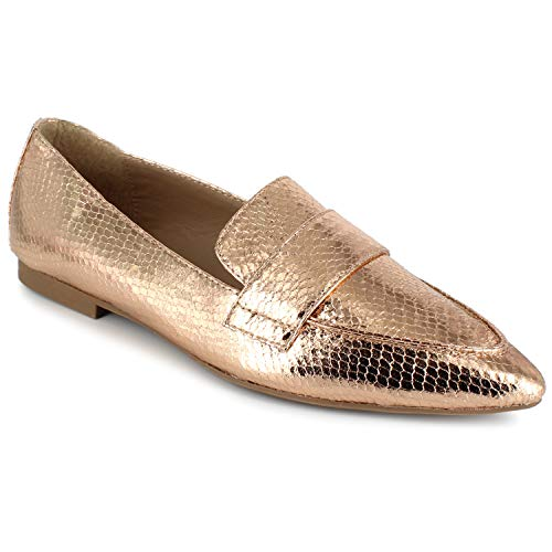 ESPRIT Damen Jaine, Rose Gold, 39.5 EU