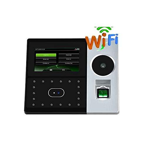Zeitmaschine Biometrische Palm, Gesicht und Fingerabdruck-Anwesenheit und Zugriffskontrolle mit WI-FI Mitarbeiter Anwesenheitszeit Für Büro, Schule