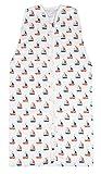 ZOLLNER Sommerschlafsack aus Baumwolle, Größe 70 (weitere verfügbar)
