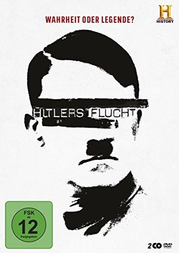 Hitlers Flucht - Wahrheit oder Legende? [2 DVDs]