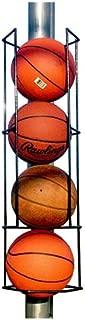 Blue Collar Industries Basketball Butler Deluxe 4 Ball Storage Rack