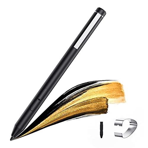 MoKo Usi Stylus Pen for Chromebook, Palm Rejection 4096 Levels Pressure Digital Pen with Eraser Button Fit Chromebook Flip C436 C536 CX5 CM5 HP Chromebook x360 14c Chromebook Duet Galaxy Chromebook 2