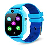 Product Image of the Prograce Kids Smartwatch with 90°Rotatable Camera Touchscreen Kids Watch Music...