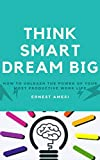 THINK SMART DREAM BIG: HOW TO UNLEASH THE POWER OF YOUR MOST PRODUCTIVE WORK LIFE (English Edition)