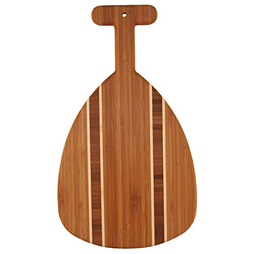 Outrigger Paddle Cutting Board