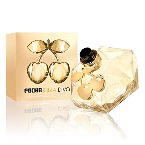 Perfume Pacha Queen Diva Eau de Toilette Feminino 30ml